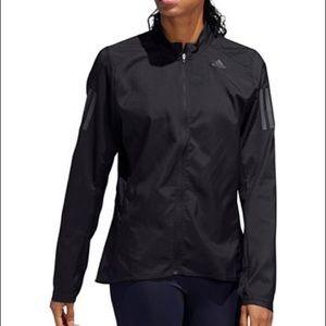 Adidas women's Run water repellent jacket